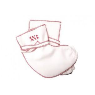 Calza in cotone per pedicure